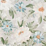 Papel Pintado Flores BL015