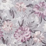 Papel Pintado Flores BL017