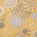 Papel Pintado Flores BL027