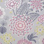 Papel Pintado Flores BL028