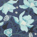 Papel Pintado Flores VS007