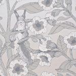 Papel Pintado Flores VH004