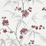 Papel Pintado Flores RO042