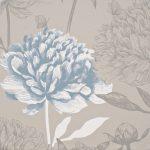 Papel Pintado Flores VH017