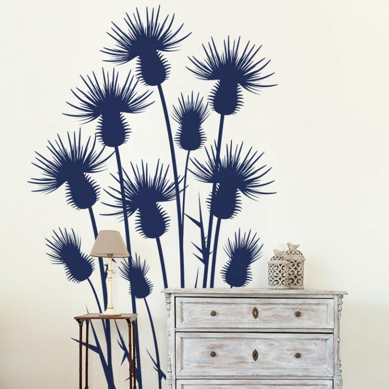 VINILO DECORATIVO FLORAL 00090-Floral