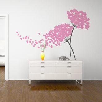 VINILO DECORATIVO FLORAL 00108-Floral