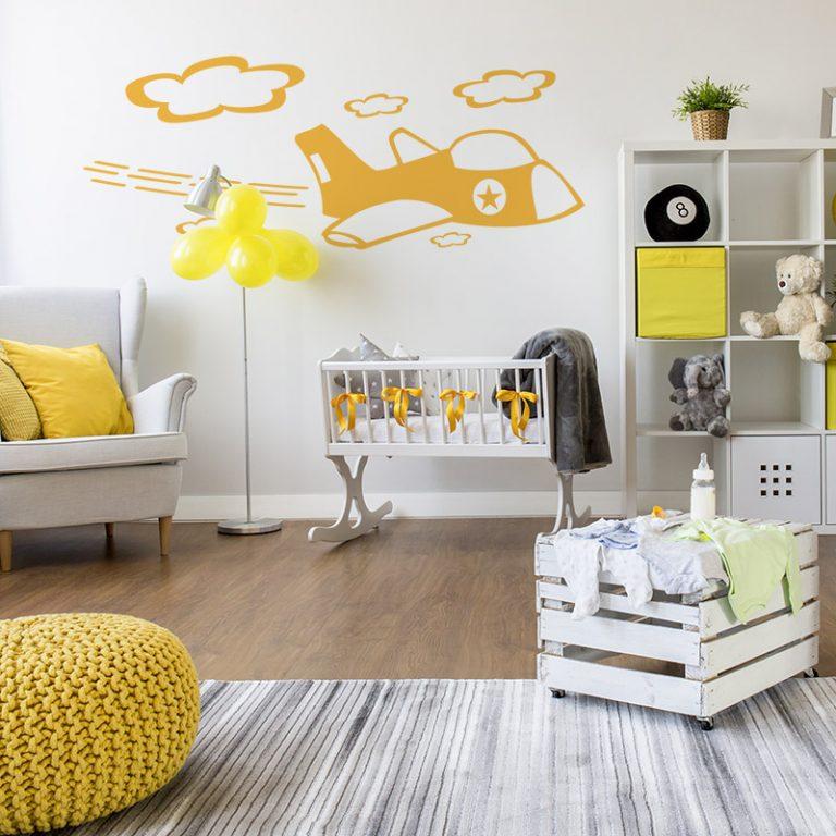 VINILO DECORATIVO INFANTIL 00115-Infantil