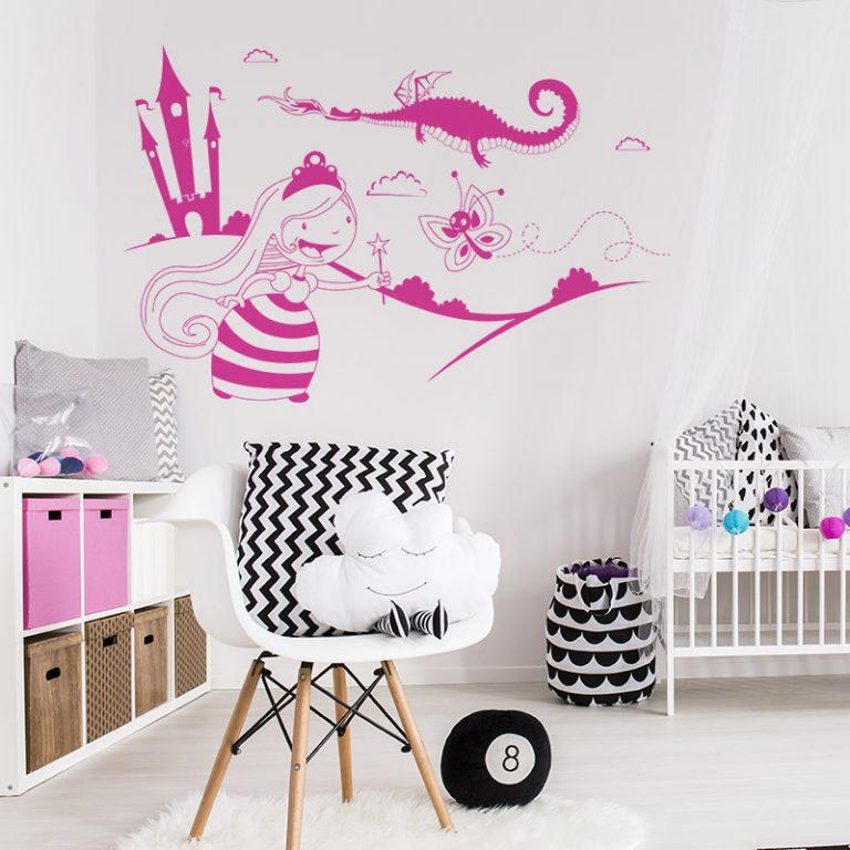 VINILO DECORATIVO INFANTIL 00119-Infantil