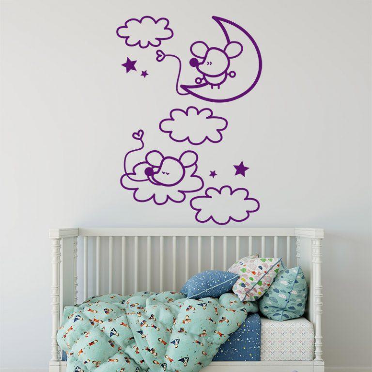 VINILO DECORATIVO INFANTIL 00134-Infantil