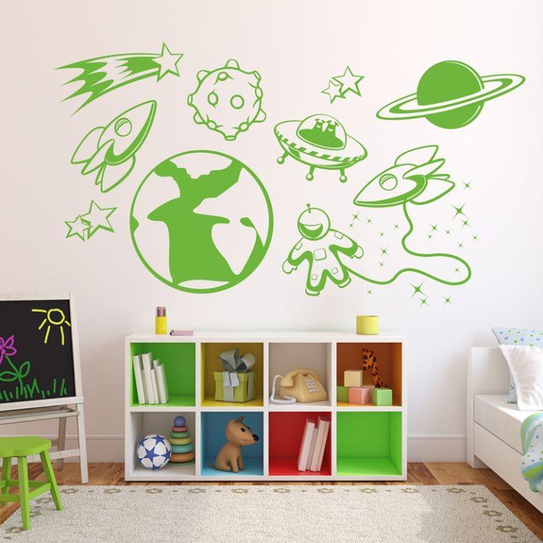 VINILO DECORATIVO INFANTIL 00147-Infantil