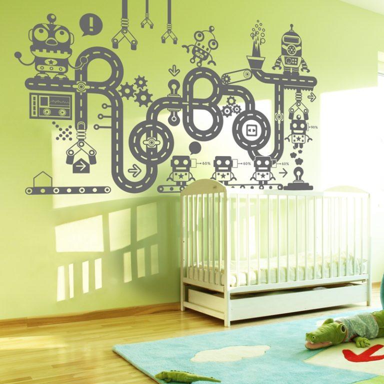 VINILO DECORATIVO INFANTIL 00150-Infantil
