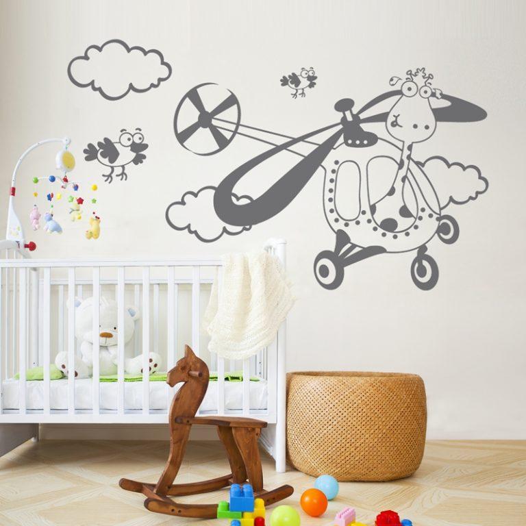 VINILO DECORATIVO INFANTIL 00181-Infantil