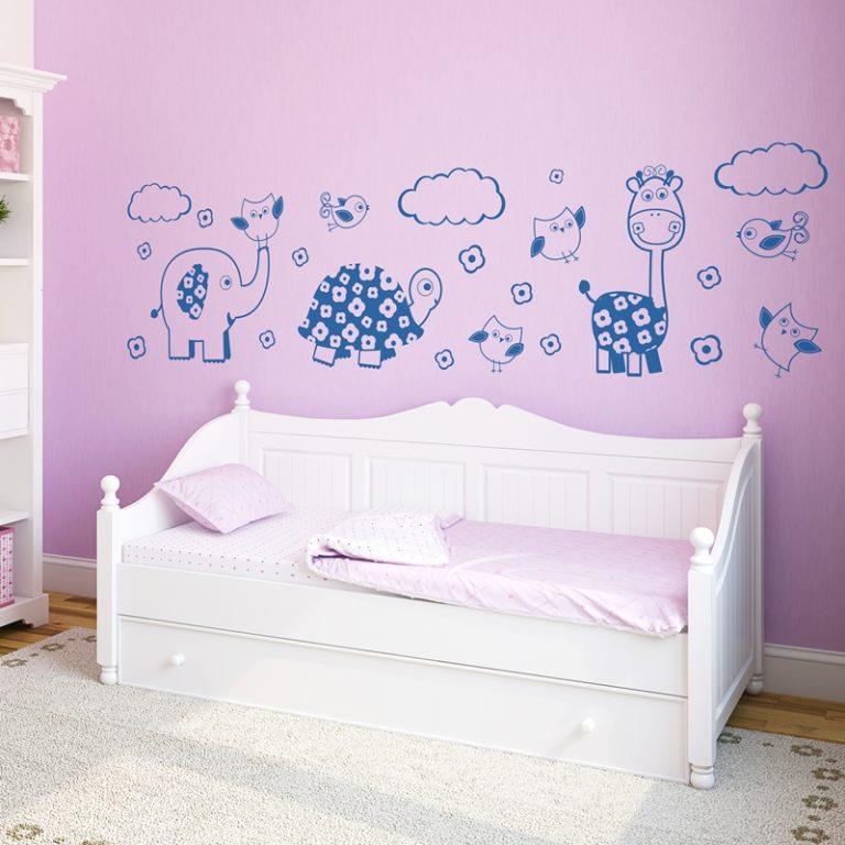 VINILO DECORATIVO INFANTIL 00190-Infantil