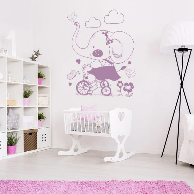 VINILO DECORATIVO INFANTIL 00207-Infantil