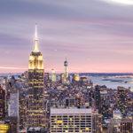 Fotomural Panoramic Edificios