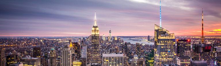 Fotomural Panoramic Edificios-Panoramic