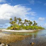 Fotomural Panoramic Isla