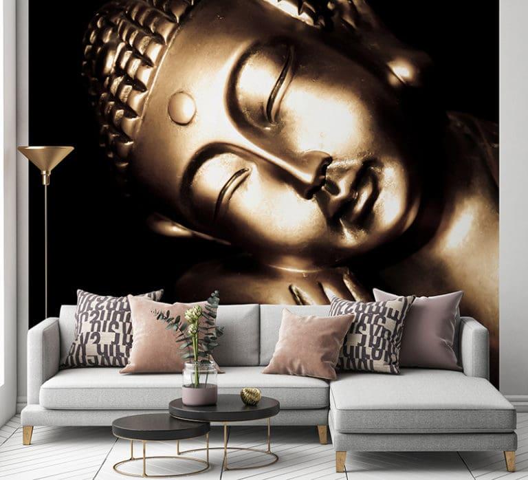 Fotomural Premium Buda Sepia-Premium
