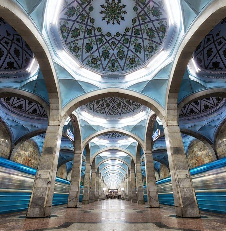 Fotomural Premium Catedral Azul-Premium