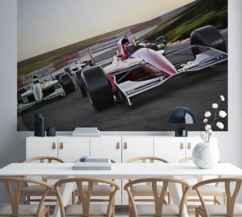Ambadecor | Fotomural Premium Formula 1-Premium