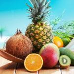 Fotomural Premium Frutas