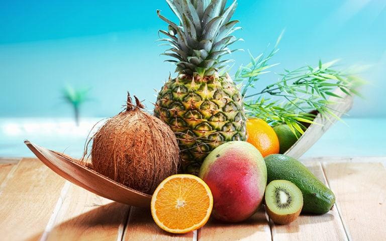 Fotomural Premium Frutas-Premium