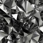 Fotomural Premium Geometría Gris