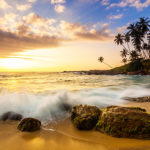 Fotomural Premium Isla Desierta