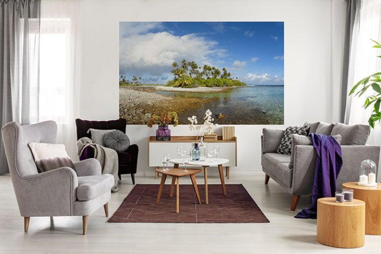 Fotomural Premium Isla-Premium