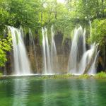 Fotomural Premium Lago Verde