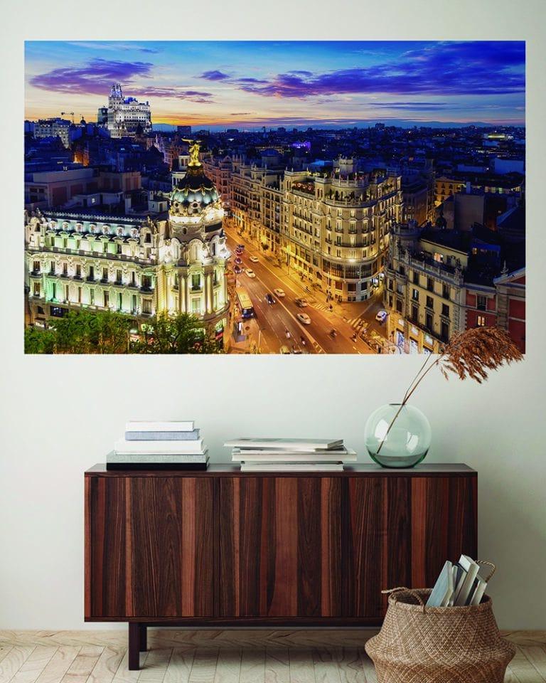 Fotomural Premium Madrid-Premium
