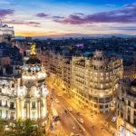 Fotomural Premium Madrid