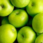 Fotomural Premium Manzanas