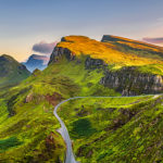 Fotomural Premium Montaña