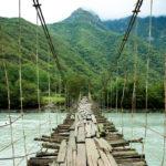Fotomural Premium Puente Colgante