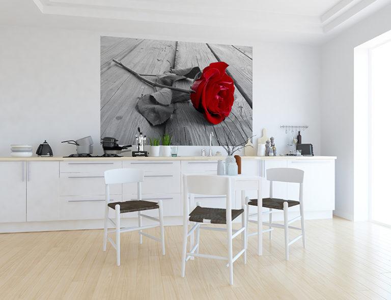 Fotomural Premium Rosa-Premium