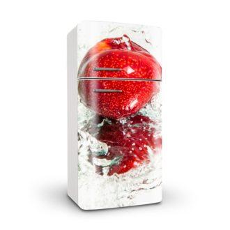 Vinilo para Frigorífico Agua-Vinilo monomérico autoadhesivo