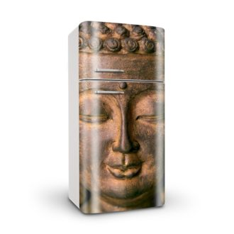 Vinilo para Frigorífico Buda-Vinilo monomérico autoadhesivo