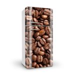 Vinilo para Frigorífico Granos de Café