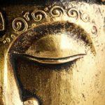 Vinilo para Puertas Cara Buda