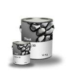 Resina Epoxi 3D 100% Sólidos Capa Fina