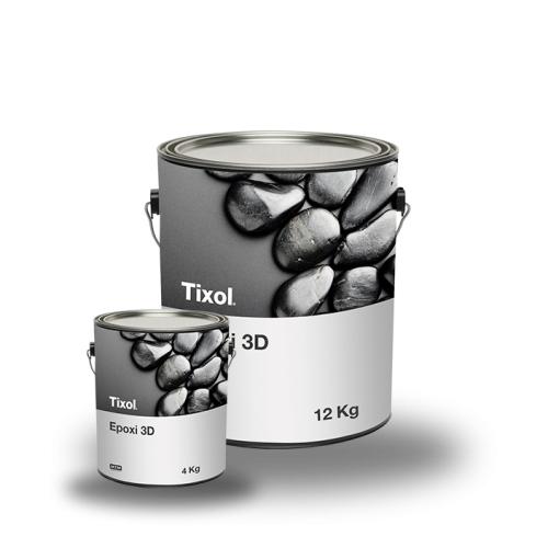 Ambadecor | Vinilos | Fotomurales | Resina Epoxi 3D 100% Sólidos Capa Fina-Transparente Cristal