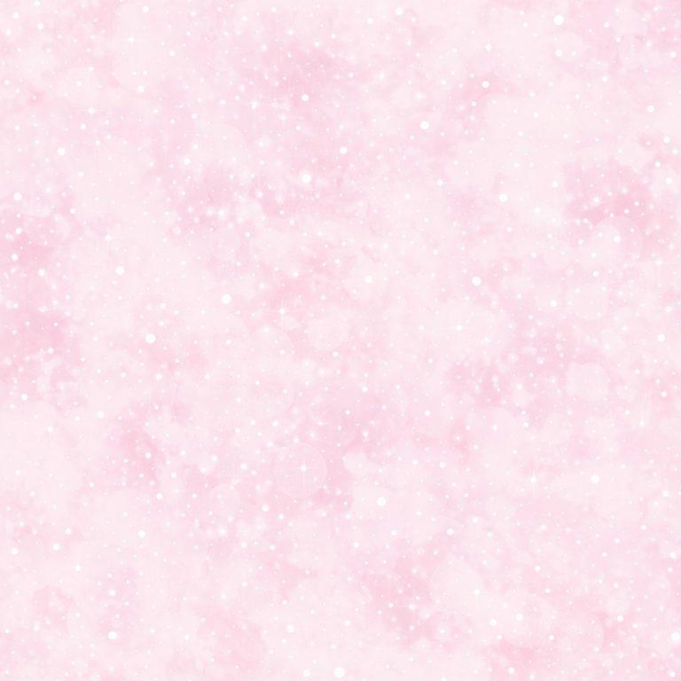 Papel Infantil con fondo de estrellas en rosa-10