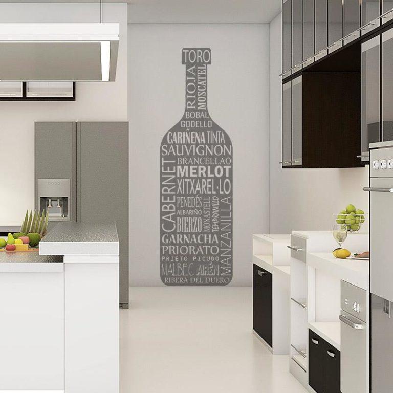 Ambadecor | Vinilos | Fotomurales | Vinilo Cocina Modelo 11-Vinilo monomérico autoadhesivo