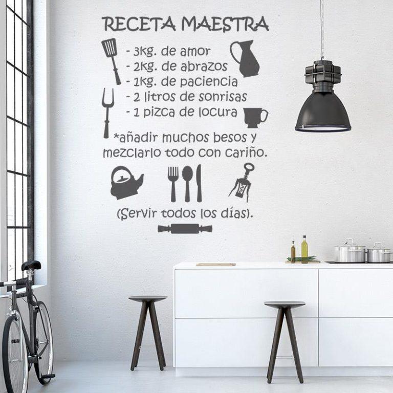 Ambadecor | Vinilos | Fotomurales | Vinilo Cocina Modelo 12-Vinilo monomérico autoadhesivo