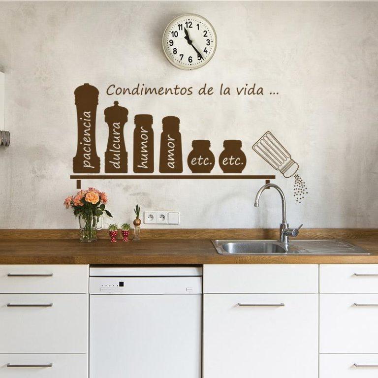 Ambadecor | Vinilos | Fotomurales | Vinilo Cocina Modelo 14-Vinilo monomérico autoadhesivo