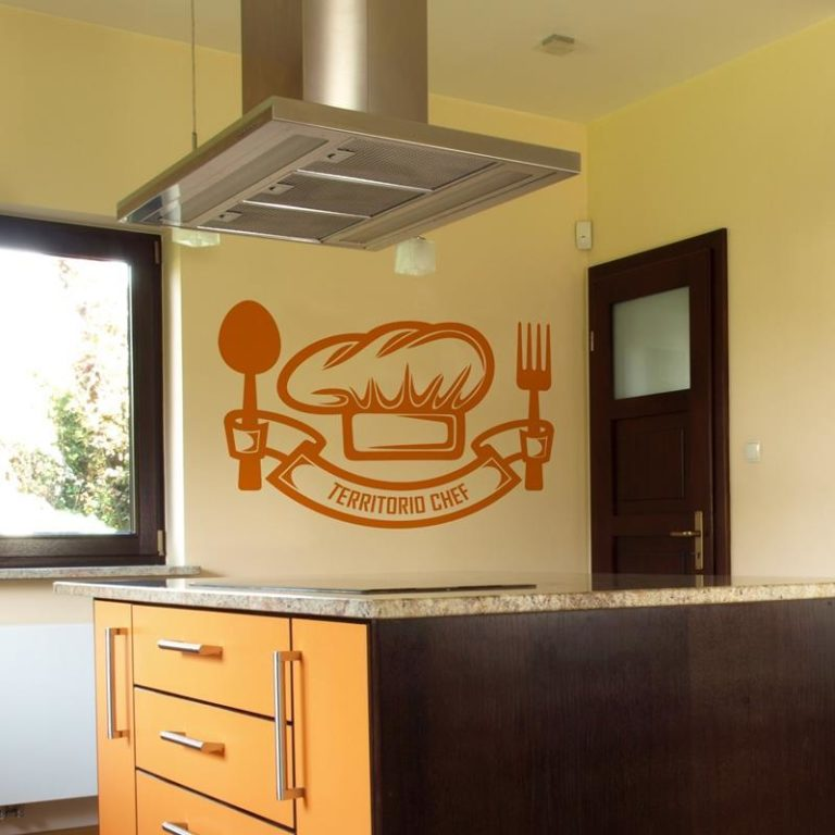 Ambadecor | Vinilos | Fotomurales | Vinilo Cocina Modelo 3-Vinilo monomérico autoadhesivo