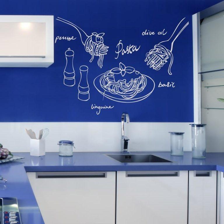 Ambadecor | Vinilos | Fotomurales | Vinilo Cocina Modelo 4-Vinilo monomérico autoadhesivo