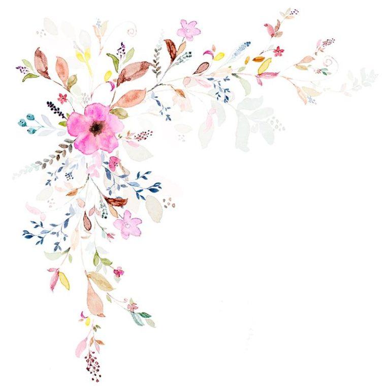 Ambadecor | Vinilos | Fotomurales | Vinilo Floral 20-Vinilo monomérico autoadhesivo