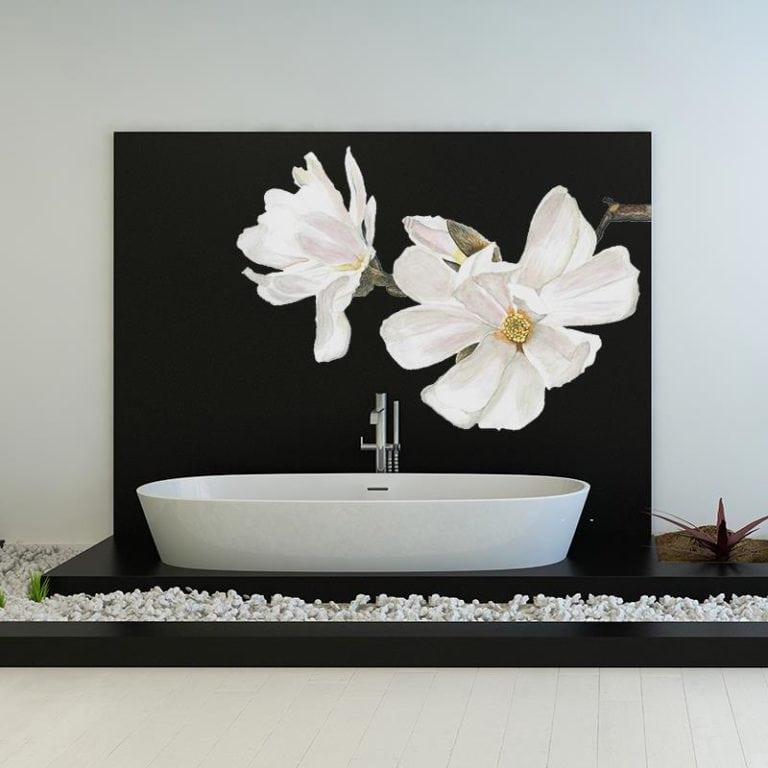 Ambadecor | Vinilos | Fotomurales | Vinilo Floral 3-Vinilo monomérico autoadhesivo